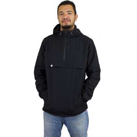 Reell Windbreaker Hooded schwarz