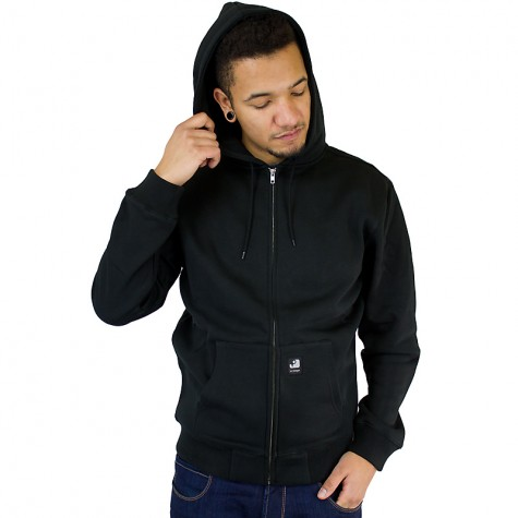 Vintage Industries Redstone Zip-Hoody black