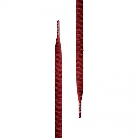 TubeLaces 120cm maroon