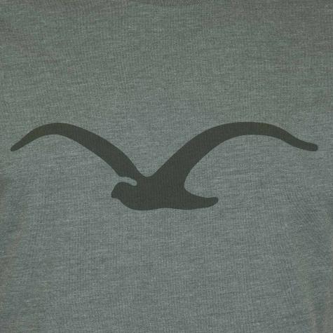 Cleptomanicx T-Shirt Mowe oliv