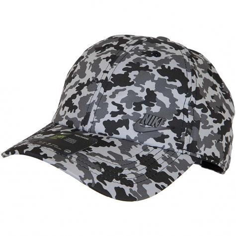 Nike Snapback Cap Aerobill H86 camouflage, anthrazit/schwarz