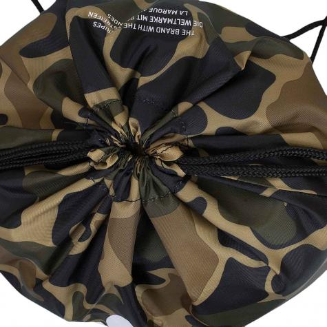 Adidas Originals Gym Bag Gymsack Camo camo