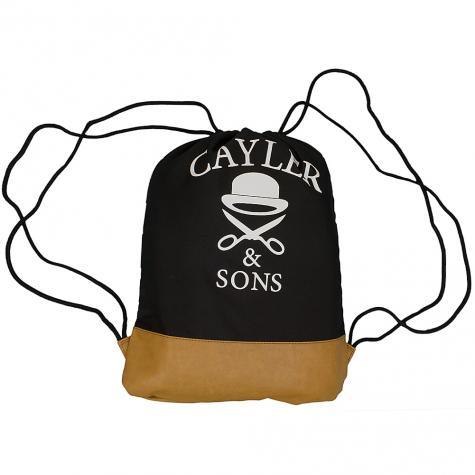 Cayler & Sons Gym Bag Green Label Bedstuy schwarz/mehrfarbig