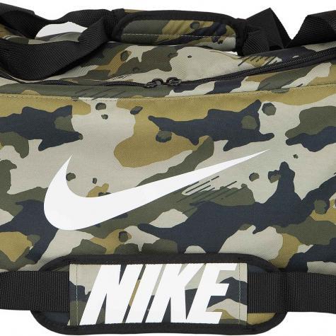 Nike Tasche Brasilia Duffel (Medium) oliv/schwarz