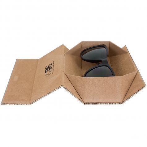 TAS Sonnenbrille Iron Heinrich walnuss