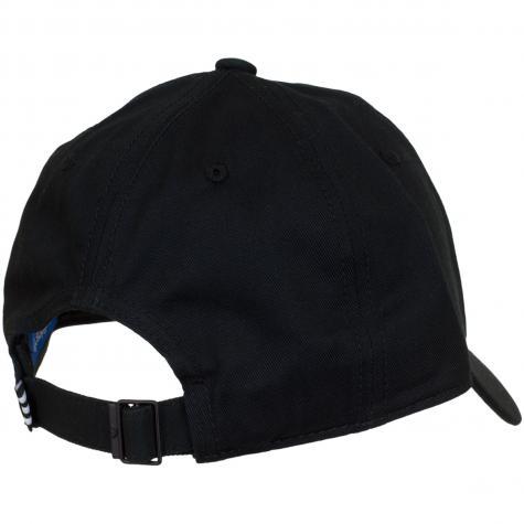 Adidas Originals Snapback Cap Trefoil schwarz/weiß