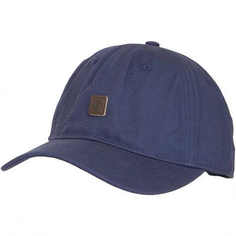 Element Snapback Cap Fluky indigo blau