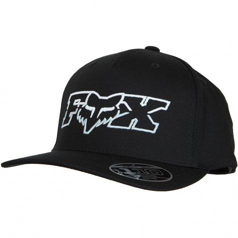 Fox Head Flexfit Cap Duel Head 110 schwarz/blau