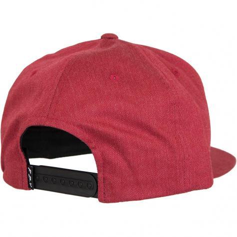 Fox Snapback Cap Instill cardinal