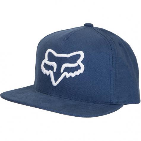 Fox Snapback Cap Instill navy/weiß
