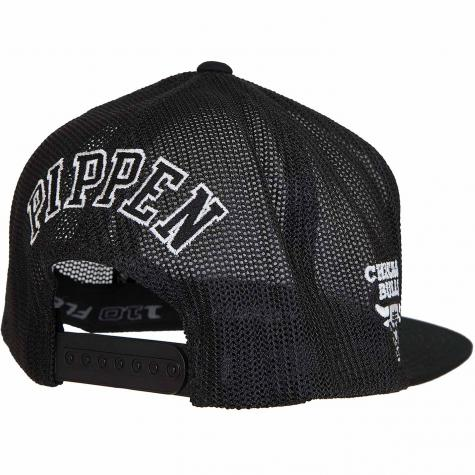 Mitchell & Ness Trucker Cap HWC N&N Chicago Bulls Pippen schwarz