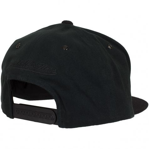 Mitchell & Ness Snapback Cap NBA Chicago Bulls schwarz/schwarz