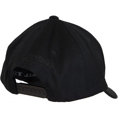 Mitchell & Ness Snapback Cap Pro Script Low schwarz
