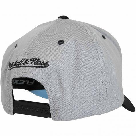 Mitchell & Ness Snapback Cap The Weekend 2 Box Logo grau/schwarz