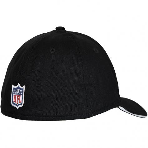 New Era 39Thirty Flexfit Cap Team Oakland Raiders schwarz