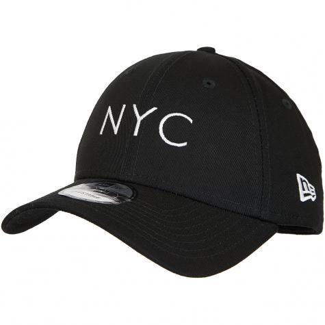 New Era 9Forty Snapback Cap Essential schwarz/weiß