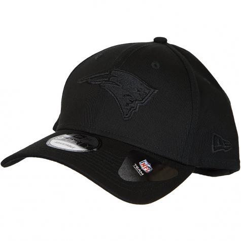 New Era 9Forty Snapback Cap New England Patriots schwarz/schwarz