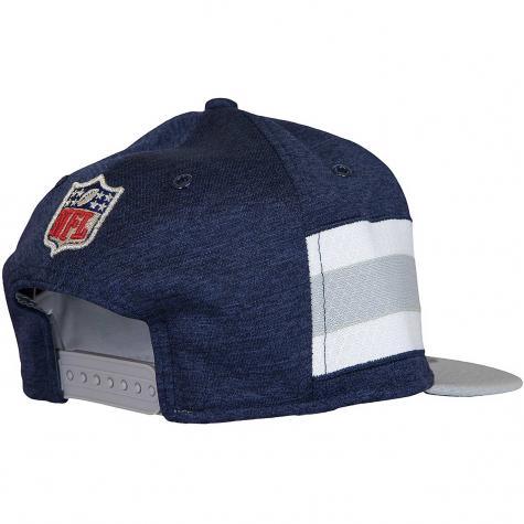 New Era 9Fifty Snapback Cap OnField Home Dallas Cowboys dunkelblau/grau