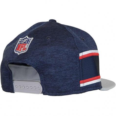 New Era 9Fifty Snapback Cap OnField Home New England Patriots dunkelblau/grau