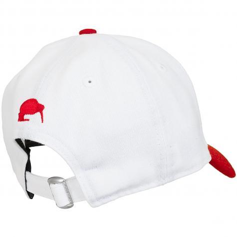 New Era 9Forty Snapback Cap Est.1963 Mc Laren Kiwi weiß/rot
