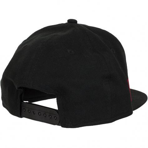 New Era 9Fifty Snapback Cap NBA Chainstitch Chicago Bulls schwarz