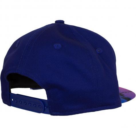 New Era 9Fifty Snapback Cap West Coast Print L.A.Dodgers blau/pink