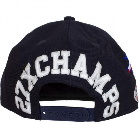 New Era 9Fifty Snapback Cap Winners Patch NY Yankees dunkelblau