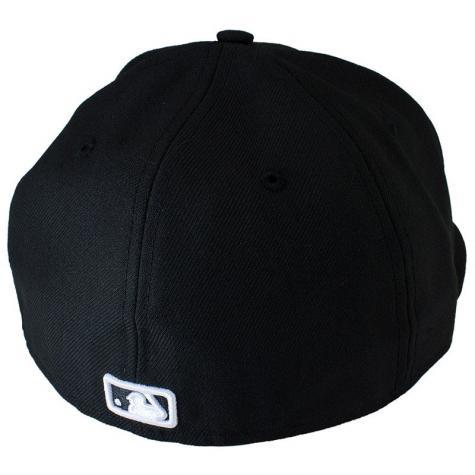 New Era 59Fifty Cap MLB Basic LA Dodgers schwarz/weiß