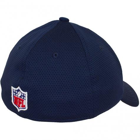 New Era 39Thirty Fitted Caps NFL Sideline Seattle Seahawks dunkelblau