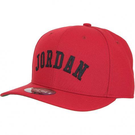 Nike Snapback Cap Jordan Jumpman Classic99 rot/schwarz