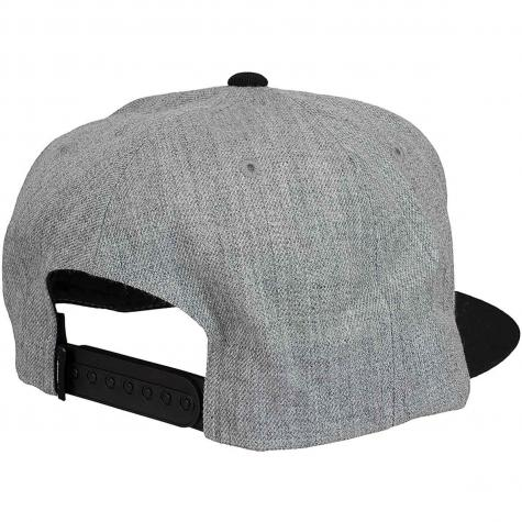 Vans Snapback Cap Drop V II grau/schwarz