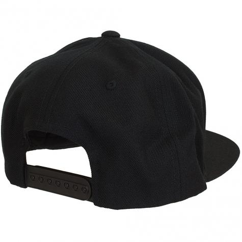 Volcom Snapback Cap Quarter Twill schwarz