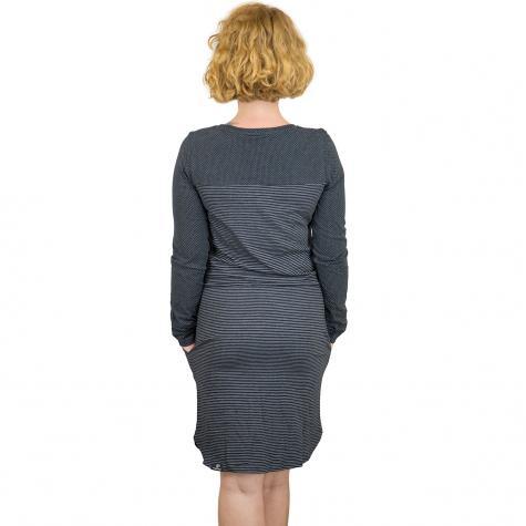 Ragwear Kleid Nuggie schwarz - hier bestellen!