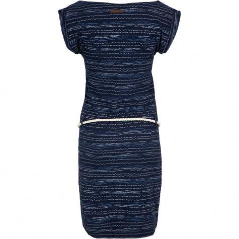 Ragwear Kleid Tag Sea dunkelblau