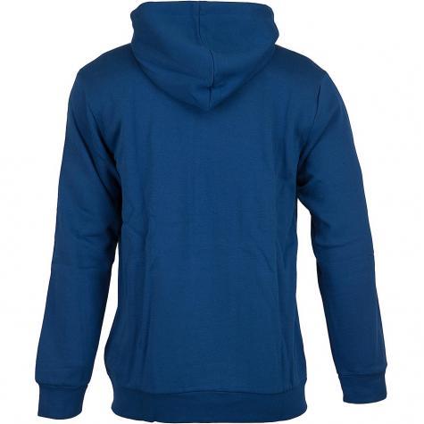 Adidas Originals Zip-Hoody 3-Stripes marine/weiß