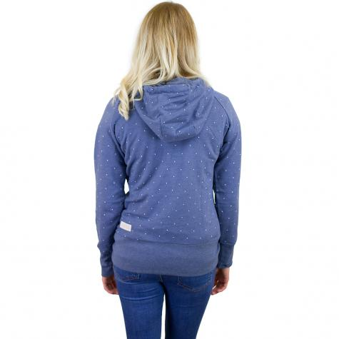 Mazine Damen Hoody Kynuna Light indigo