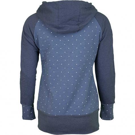 Mazine Damen-Hoody Mardie dunkelblau