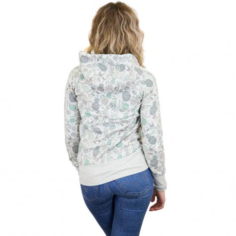 Mazine Damen Hoody Taldora Light grau
