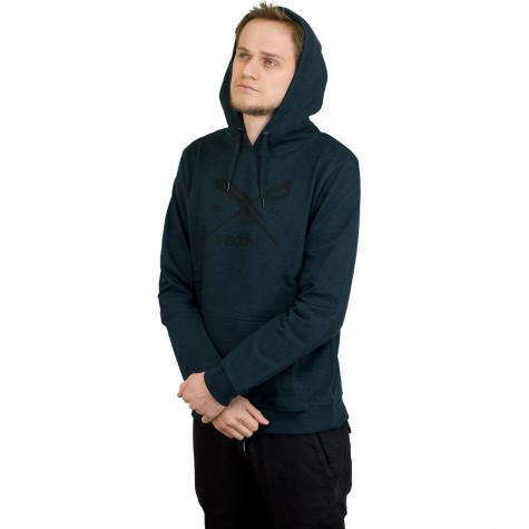 Iriedaily Hoody Daily Flag deep lake