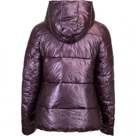 Champion Hooded Damen Jacke lila