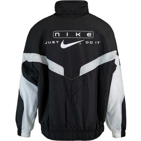 Nike Street Woven Damen Jacke schwarz