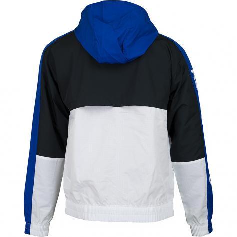 New Balance Jacke Athletics royal/schwarz/weiß