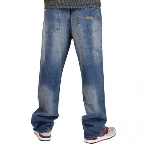 Joker Brand Jeans Oriol Basic Baggy stone wash