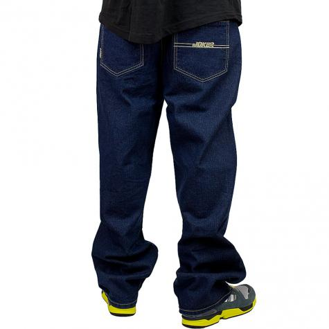 Joker Brand Oriol Basic Baggy Jeans super blue