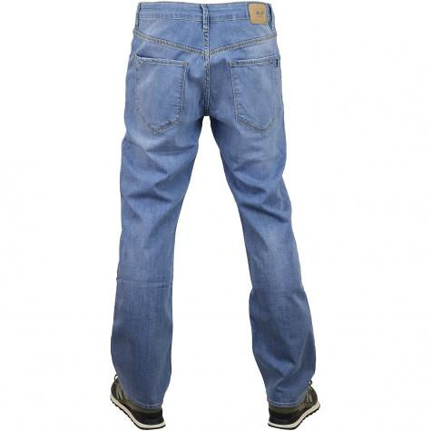 Reell Jeans Lowfly hellblau