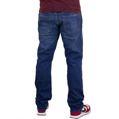 Reell Jeans Lowfly mid blue denim