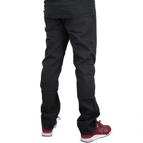 Volcom Jeans Solver schwarz out