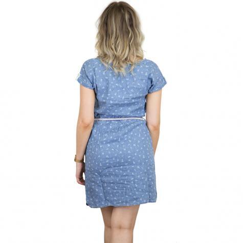 Ragwear Kleid Geena blau
