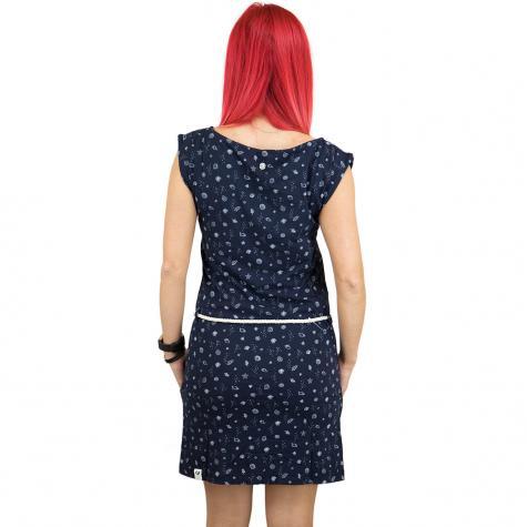 Ragwear Kleid Tag B Organic dunkelblau