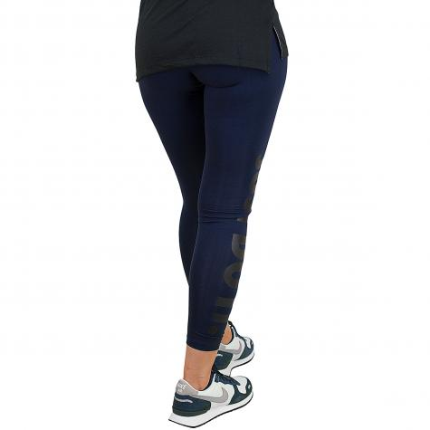 Nike Leggings Leg-A-See Just Do It obsidian
